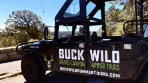 Buck Wild Grand Canyon Hummer Tours